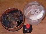 西光亭の黒蜜ゼリー。猛暑の今夏は美味しかったかも。