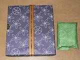 箱根 湯もち本舗ちもとの贈答用パッケージと自宅用袋包装
