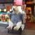鹿児島天文館むじゃきで元祖氷白熊!九州の顔ですネ。