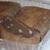 素朴で腹持ちのよい手作り菓子。徳之島の黒餅。