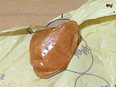 素朴であと引く美味しさ。林光三商店特選菓子。きなこ飴。
