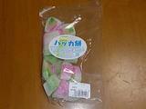 山陰の夏のお菓子「ハッカ餅」。飴じゃなくてお餅!