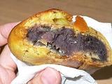 知立名物あんまきの変わり種。天ぷらとかロールとか。