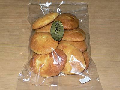銚子 木の葉パン