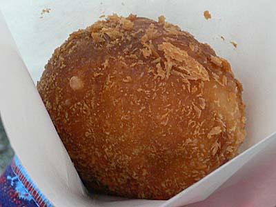 パンセ 松島店 牡蠣カレーパン